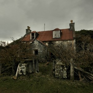 Scottish holiday cottage or Derelict cottage